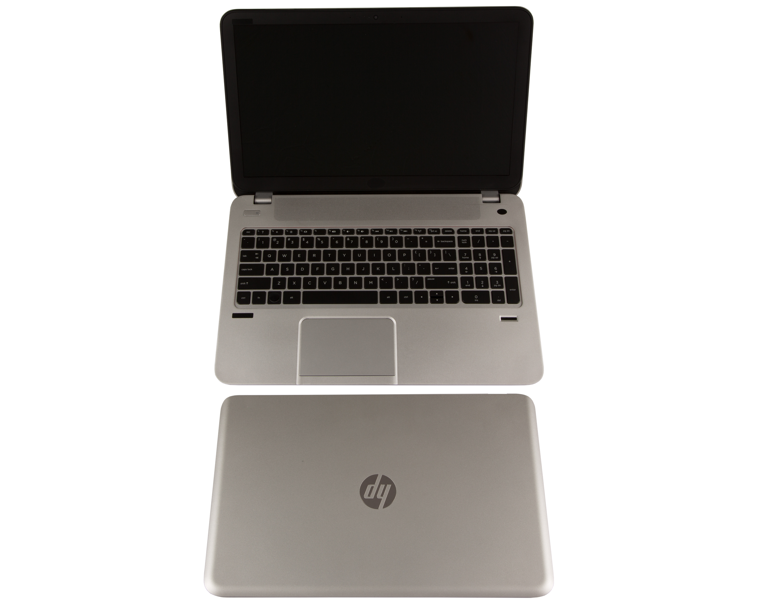 "HP Envy Notebook 15"" Silver"