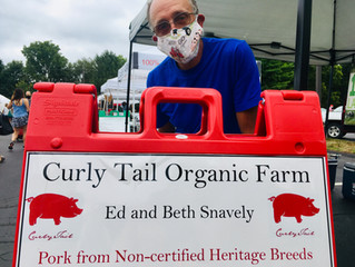 Curly Tail Organic Farm: How This Little Piggy Got to Market