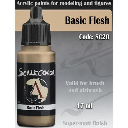Basic Flesh