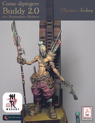 PDF - Come dipingere Buddy 2.0 - Massimiliano Richiero (ITA)