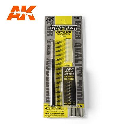 Cutter - Cutting Tool