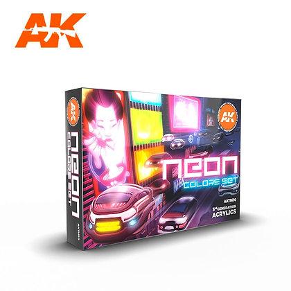 Neon Colors Set