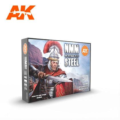 Non Metallic Metal Steel