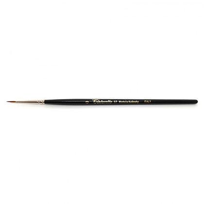 Tintoretto Serie 37 - Round brush, Size 0