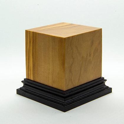 Wooden Display Plinth 50x50mm - ULIVO