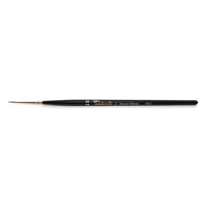 Tintoretto Serie 37 - Round brush, Size 2/0