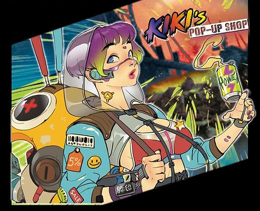 Kiki's Pop-up shop
