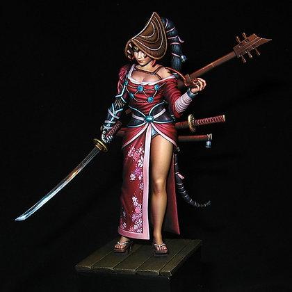 Zensh-Iku, Captain of the Children of the Sea
