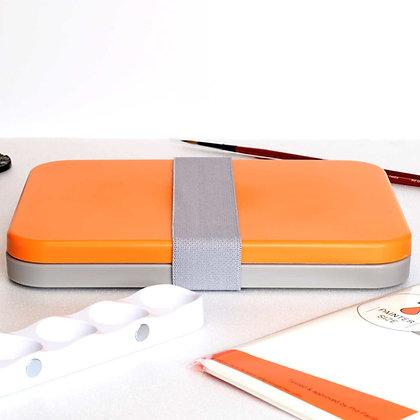 Everlasting Wet Palette Painter - Complete Pack Bundle - 50sheets/2foams/Wavy