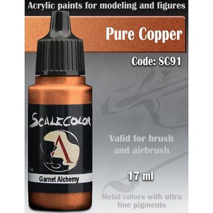 Pure Copper