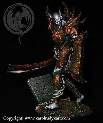 Seraphim the hunter 75mm