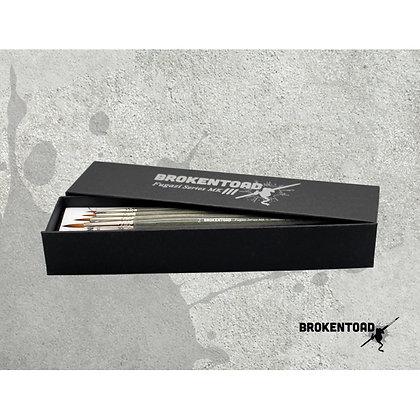 Fugazi Series MK3 Brush Set