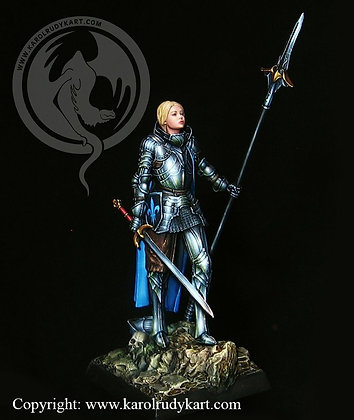 Joan of Arc 32mm
