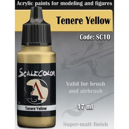 Tenere Yellow