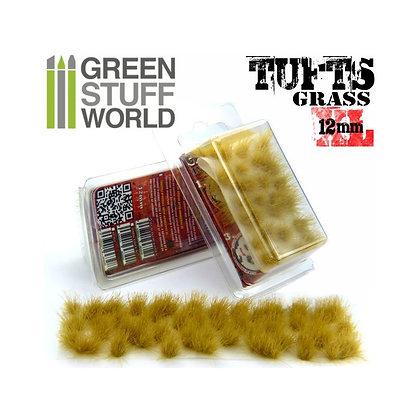 Grass TUFTS XL - 12mm self-adhesive - BEIGE