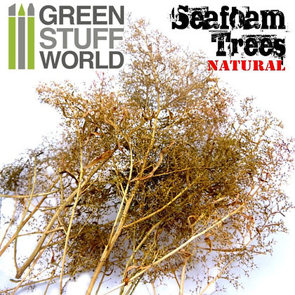 Seafoam trees mix
