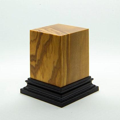 Wooden Display Plinth 40x40mm - ULIVO