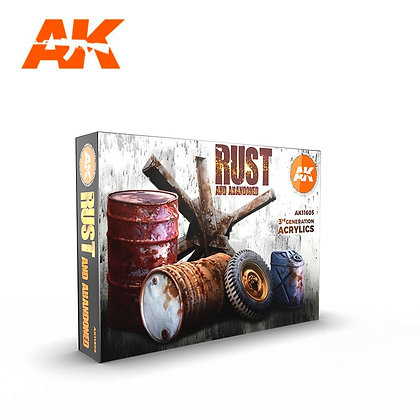 Rust And Abandoned