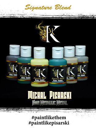 KIMERA KOLORS – MICHAL PISARSKI SIGNATURE SET – Non Metallic Metal