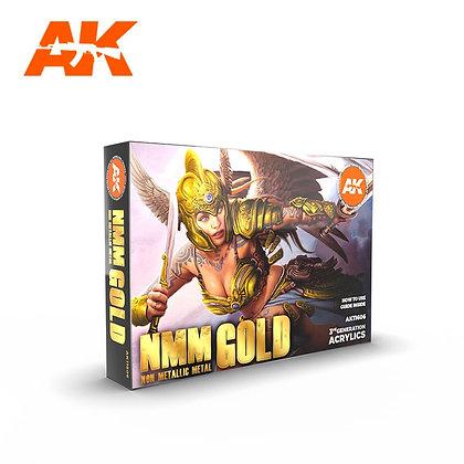 Non Metallic Metal Gold