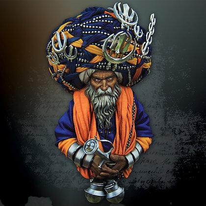 Nihang Warrior Bust