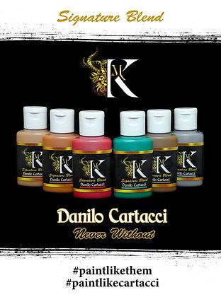 KIMERA KOLORS – DANILO CARTACCI SIGNATURE SET – Never without