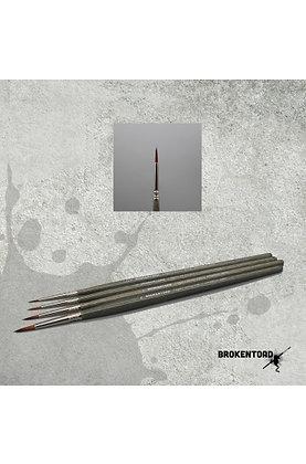 Fugazi Series MK3 Paint Brush - Size 1