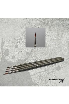 Fugazi Series MK3 Paint Brush - Size 2