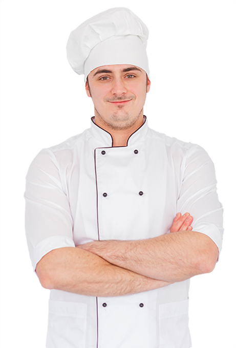 portrait-of-a-smiling-chef-cook-on-a-whi