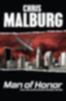Man of Honor by Chris Malburg book cover