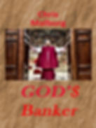 God's Banker by Chris Malburg book cover