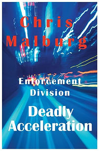 Thriller, Deadly Acceleration, by Chris Malburg