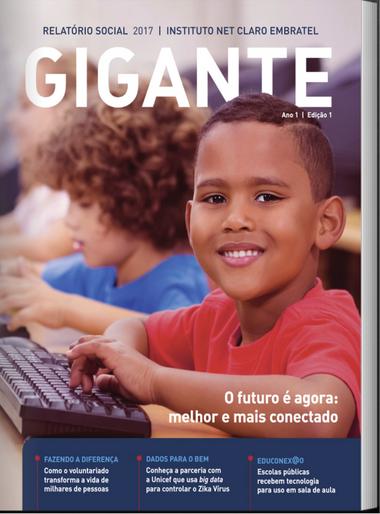 Instituto Net Claro Embratel l Relatório Social 2017