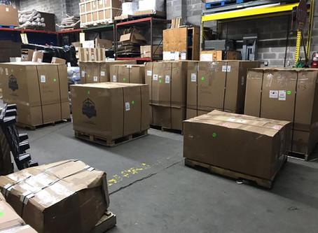 Расставание FedEx / Amazon.