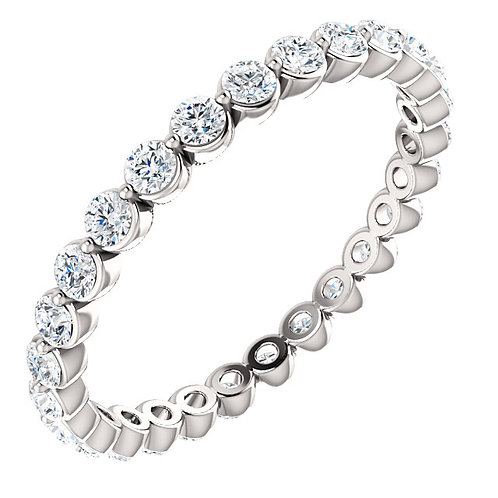 Diamond Relic Eternity Band