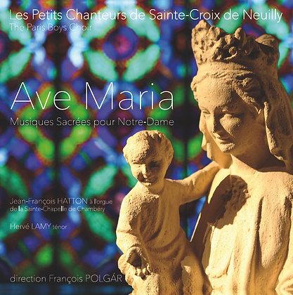 AVE MARIA - Musiques pour Notre-Dame