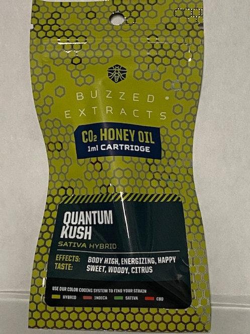 CO2 Honey Oil Vape Cart Quatum Kush