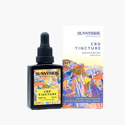 CBD Tincture - 1200mg | 30ml THC FREE