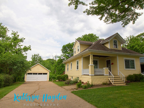 Real Estate Photography (Less than 3,000 sq. ft.)
