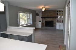 Living Space Remodel