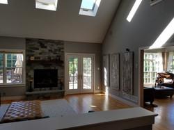 Living Space Renovation