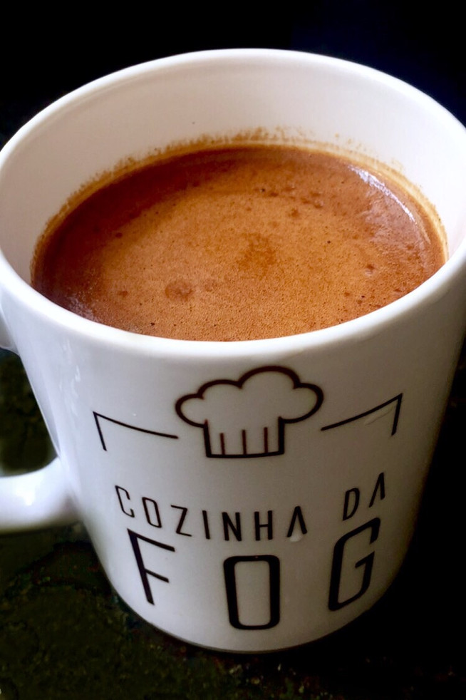 O café à prova de balas (Bulletproof Coffee)