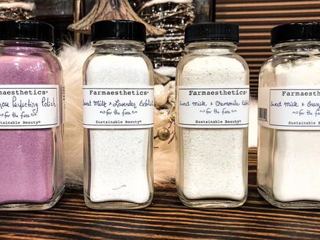 Friday Feature Product: Farmaesthetics Exfoliants