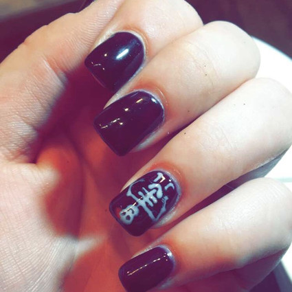 Friday Feature Service: CND Shellac & Nail Art