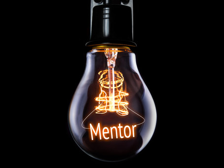 DO YOU HAVE A MENTOR?