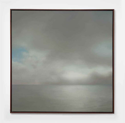 Gerhard Richter Seestück (leicht bewölkt), 1969