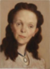 John Currin Angela, 2001