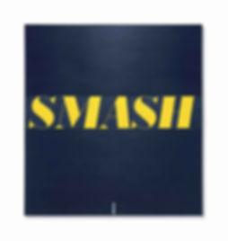 Ed Ruscha Smash, 1963