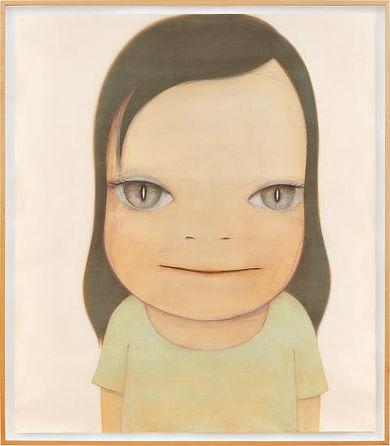 Yoshitomo Nara Daydreamer, 2003