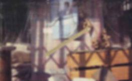R.H. Quaytman Chapter 10: Ark (Storefront, L.E.S.), 2008-2009